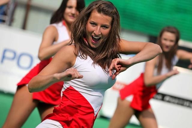 Cheerleaders Wrocław szukają nowych tancerek