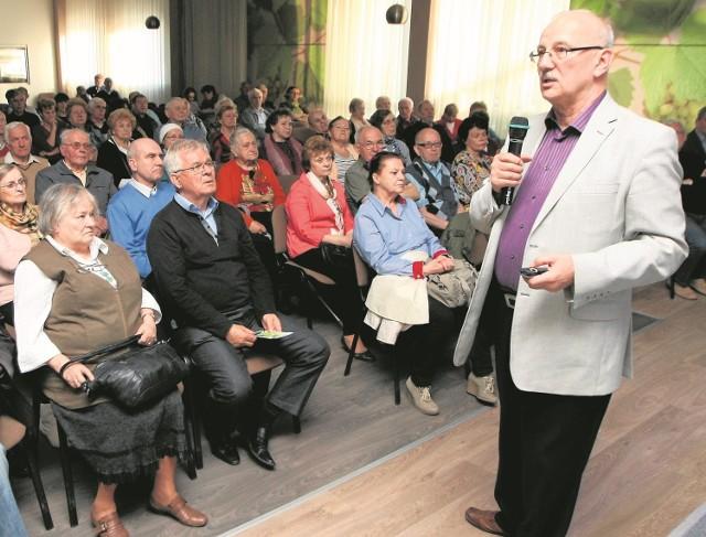 Pierwsze w tym sezonie spotkanie Wrocławskiej Akademii Zdrowia odbędzie się 19 października. Obowiązują zaproszenia
