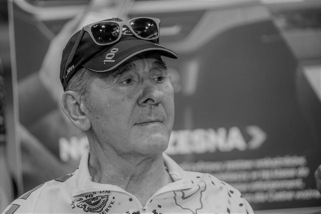 Ryszard Szurkowski miał 75 lat
