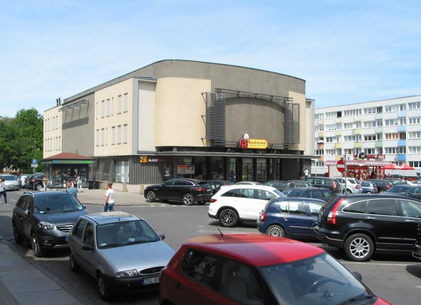 Obecnie to już nie kino ale jeden z kilkunastu w Słupsku...