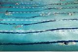Basen przy Włókienniczej zamknięty od czerwca do września. Można za to zapisywać się na naukę pływania