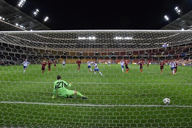 Piłkarze Podbeskidzia wracają do walki o ligowe punkty po burzliwych dniach w klubie