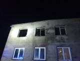 Tragiczne skutki pożaru w Krzysztoforowie. Życia mężczyny nie udało się uratować