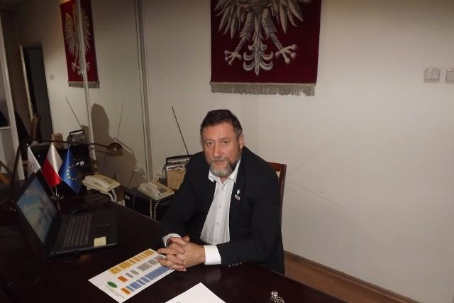 - Świetlica socjoterapeutyczna mieści się w dawnych pomieszczeniach LKS Promień Kowalewo – powiedział Jacek Żurawski, burmistrz Kowalewa Pomorskiego