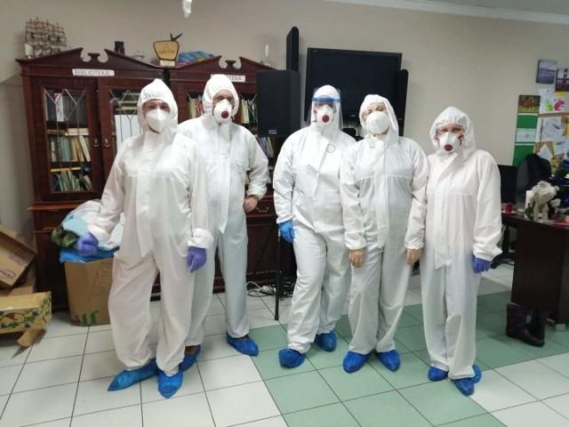 W Domu Pomocy Społecznej w Szczawnie wykryto koronawirusa. 41 osób zostało objętych izolacją.