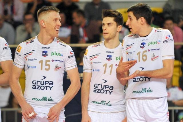 Przeciwko Warcie z głównej kadry zagrali właściwie tylko David Smith (z lewej) i Krzysztof Rejno (z prawej).