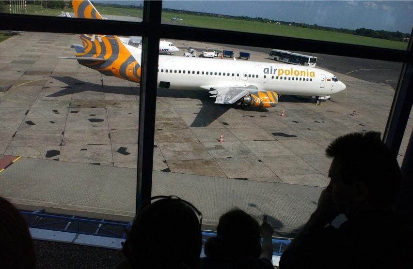 Czy pieniądze wyprowadzone z Air Polonia służyły...