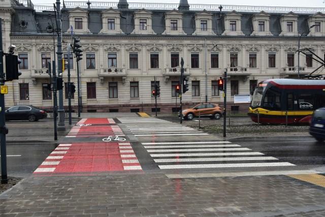 Prace na ul. Zachodniej przy pałacu Poznańskiego rozpoczęły się w sierpniu.