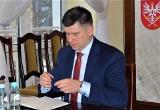 Powiat miechowski. Z marszałkiem Smółką rozmawiali o inwestycjach i planach