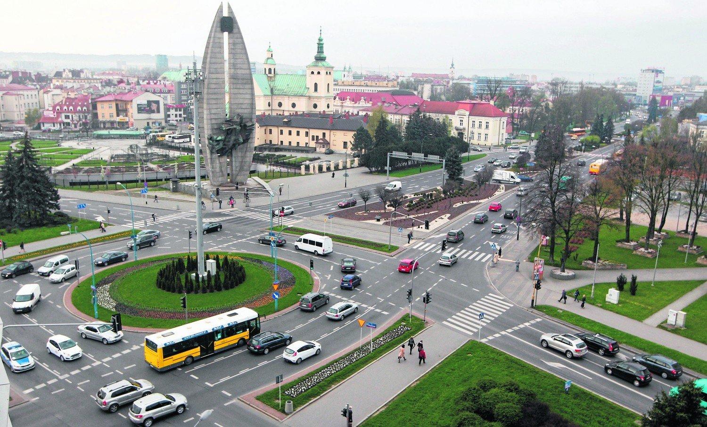 baa30b4c Jest raport o ruchu drogowym w Rzeszowie. Gdzie korki i wąskie ...