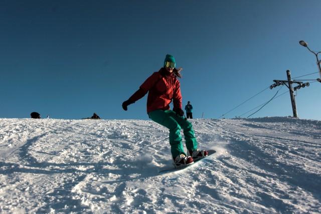 Czas na narty. Stoki w woj. lubelskim są już czynne