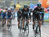 Tour de Pologne: Tim Wellens bohaterem, prawdziwa kolarska rzeźnia w Zakopanem [ZDJĘCIA]