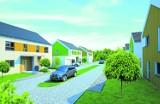 Sprawdź ile kosztują nowe domki i mieszkania przy samej granicy z Wrocławiem