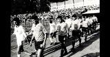 Hutnik Kraków. Pierwszy mecz drużyny z Suchych Stawów w ekstraklasie - w 1990 roku ze Stalą Mielec [ZDJĘCIA I WIDEO]
