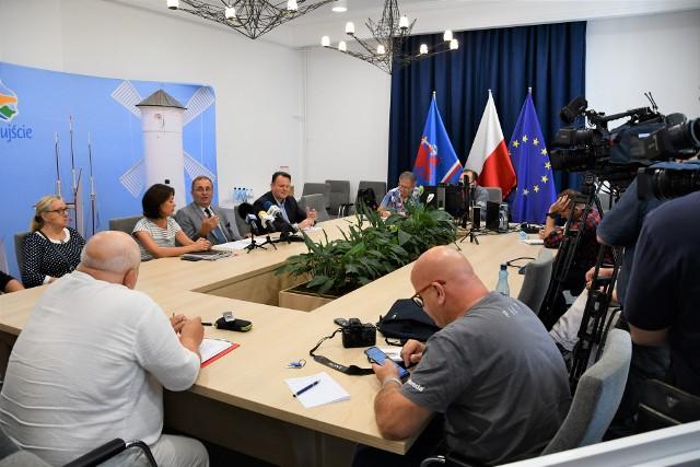 Świnoujście zamierza złożyć wnioski do Rządowego Funduszu Polski Ład