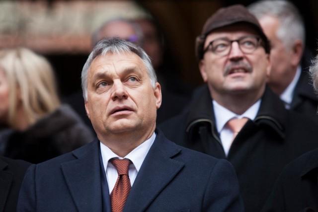 Premier Węgier Viktor Orban z pilną wizytą w Warszawie. Ostatnie rozmowy przed czwartkowym szczytem Unii Europejskiejfot. joanna urbaniecgazeta krakowska