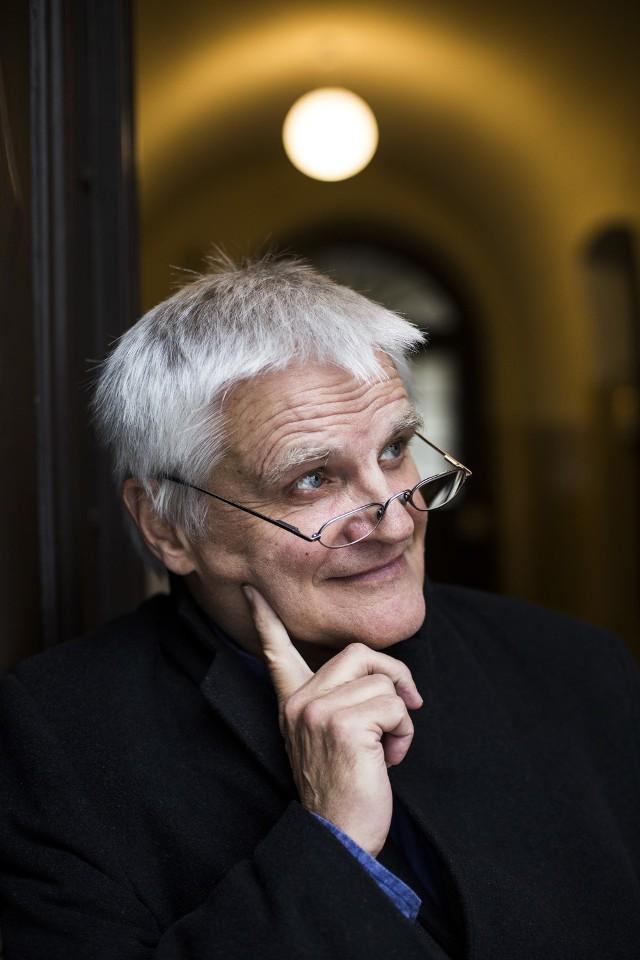 Prof. Bogdan de Barbaro, krakowski psychiatra