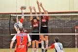Siatkówka. Dreszczowiec w wykonaniu Kęczanina Kęty na otwarcie play-off z TS Volley Rybnik [ZDJĘCIA]