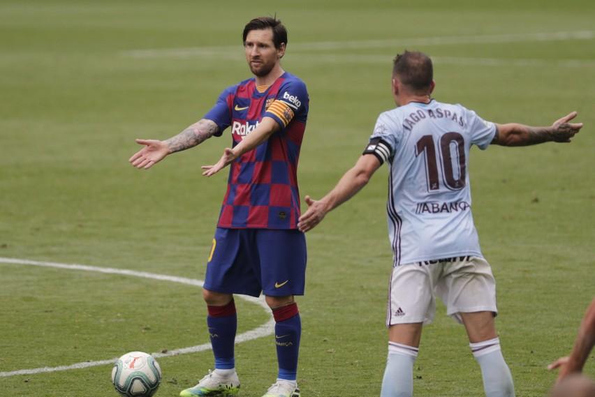 Koniec emocji w La Liga? Barcelona znów traci punkty