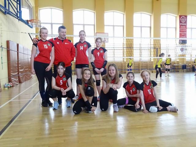 W Chełmnie zorganizowano spotkania w ramach Kujawsko-Pomorskiej Ligi Minisiatkówki