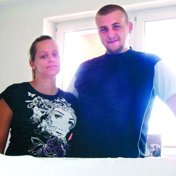 Monika i Nikodem Kemicer kupili mieszkanie 3 lata temu. Nie mogli jednak go wtedy obejrzeć, blok był dopiero w budowie.