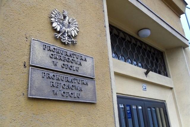 Akt oskarżenia w tej sprawie skierowała do sądu Prokuratura Okręgowa w Opolu.