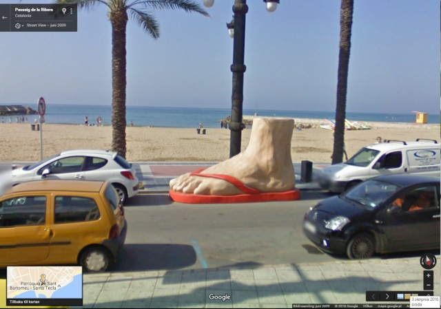 Najlepsze zdjęcia z Google Street View