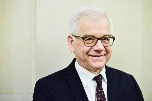 Jacek Czaputowicz podał się do dymisji.