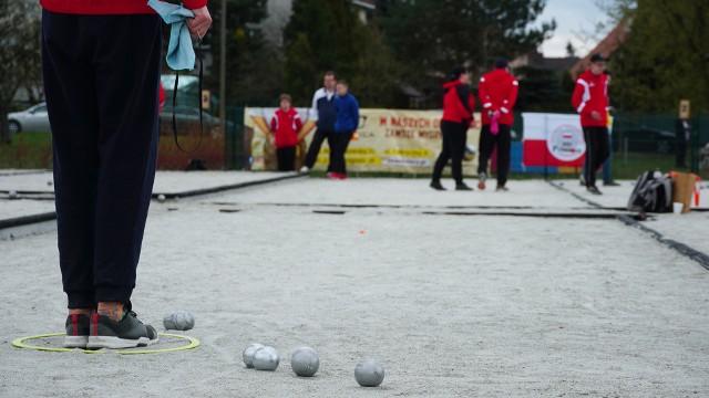 W Białymstoku rozegrano trzy turnieje rankingowe petanque Polskiej Federacji Petanque Polski Związek Sportowy