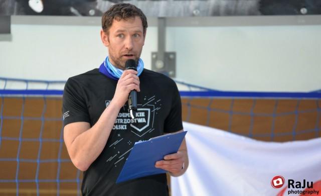 Łukasz Stypa to doświadczony w boju organizator wielu wydarzeń o zasięgu krajowym i międzynarodowym w świecie sportu akademickiego