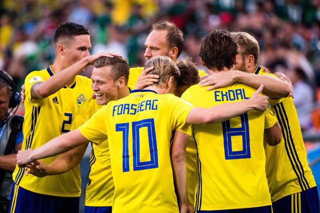 Meksyk - Szwecja 0:3