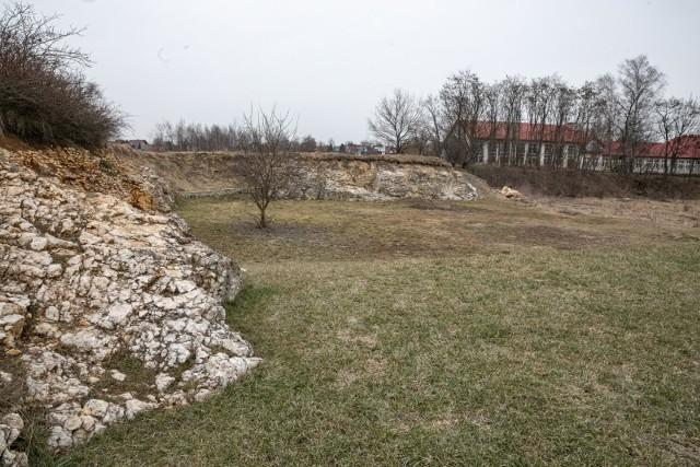 Cholerzyn, to w pobliżu tych terenów, a nawet częściowo przez widoczne na zdjęciach działki, miałaby biec obwodnica Liszek
