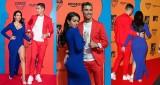 Cristiano Ronaldo i Georgina Rodriguez na gali MTV Europe Music Awards. Kto bardziej przyciągał uwagę fotoreporterów?