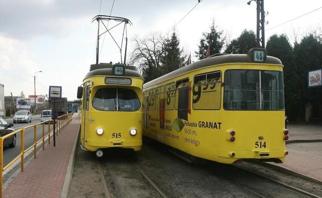 O tramwaj nr 46 spierają się związki i samorządy