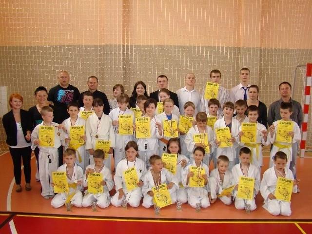 Judo w Łapach