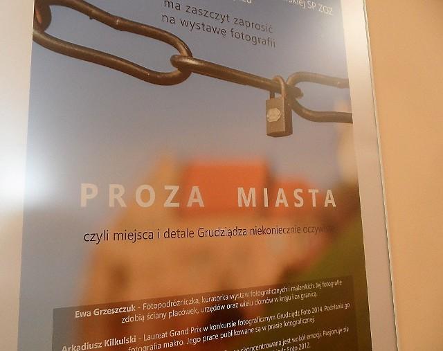W Wojskowej Specjalistycznej Przychodni Lekarskiej w Grudziądzu urządzono galerię fotografii.