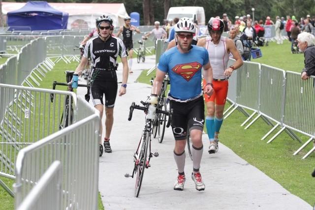 Enea Challenge Poznań: Drugi dzień zmagań w triathlonie