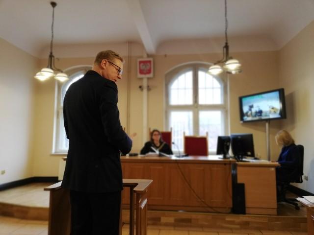 Jednym ze świadków w sprawie z powództwa Łukasza Schreibera przeciw Rafałowi Bruskiemu był dzisiaj poseł Michał Stasiński