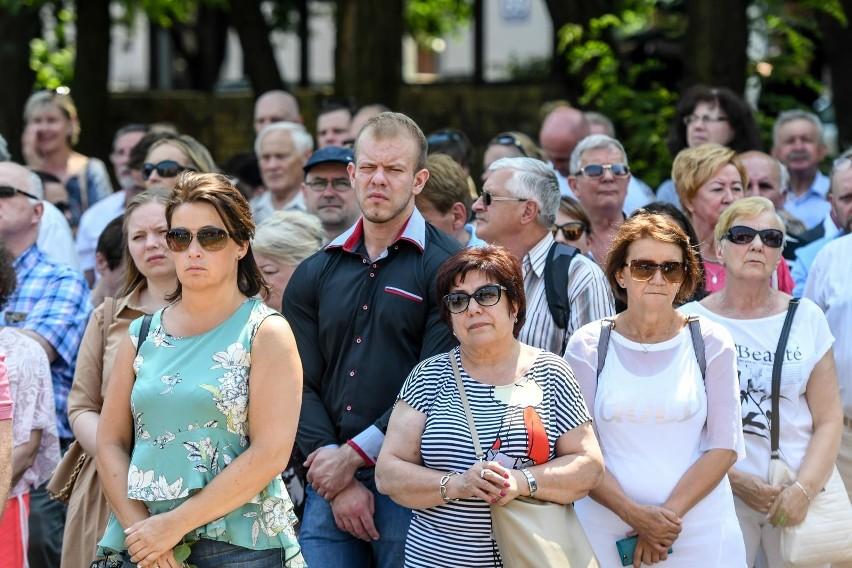 Boże Ciało 2019. Procesja na ulicach Gdańska - 20 czerwca...