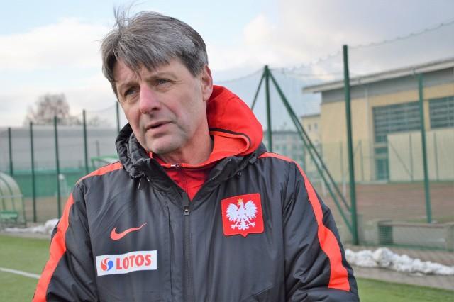 Jerzy Kowalik, trener MKS Trzebinia