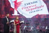 """Uroczysta gala """"Tarnów - Pierwsze Niepodległe"""" [ZDJĘCIA]"""