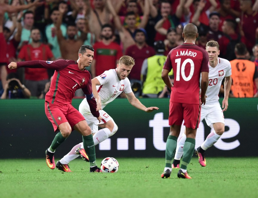 1/4 finału Euro 2016: Polska - Portugalia