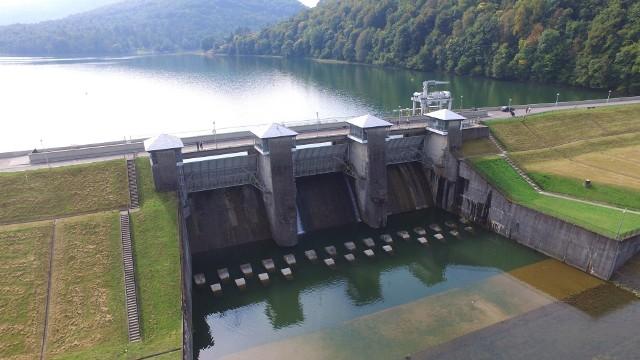 Elektrownia Wodna Myczkowce