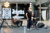 Lublin. Zespół De Mono zagrał koncert w lubelskim skansenie. Bez udziału publiczności
