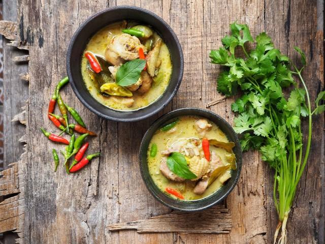 Kuchnia tajska to niesamowite smaki i aromaty.