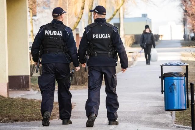 Celem policyjnych działań podczas wyborów samorządowych jest głównie ochrona obwodowych komisji wyborczych przed i w trakcie głosowania