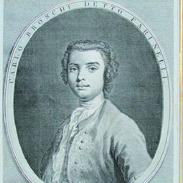 Farinelli, ostatni kastrat, obraz pędzla Jacopo Amigoniego