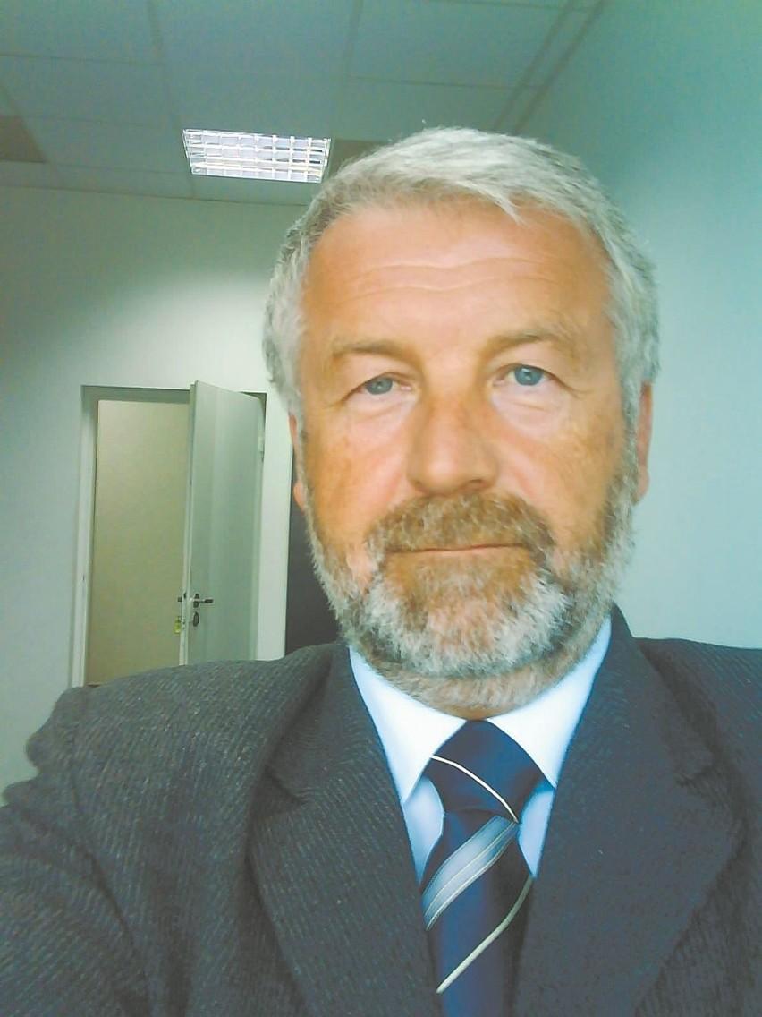 Rozmowa z Ryszardem Zawadzkim, głównym specjalistą ds....