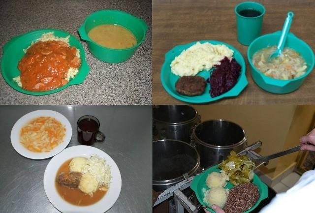 Kto ma lepiej w kwestii jedzenia - pacjent szpitala czy więzień? Zobaczcie, jak wyglądają posiłki w polskich zakładach karnych i aresztach śledczych. Wśród nich podlaski areszt.Źródło: Posiłki w więzieniachPorównaj: Posiłki w polskich szpitalach. Tym karmią chorych [ZDJĘCIA]