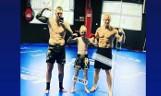Dwaj byli zawodnicy Vive Kielce spotkali się na... ringu MMA
